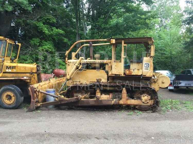 CAT D6C Dozer with Winch