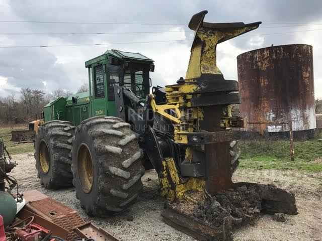 John Deere 843K Feller Buncher ***SOLD***