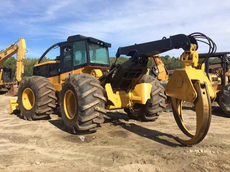CAT 535B D/A Grapple Skidder ***SOLD***