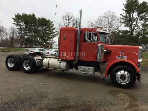 Peterbilt 359 Log Truck | Minnesota | Forestry Equipment Sales