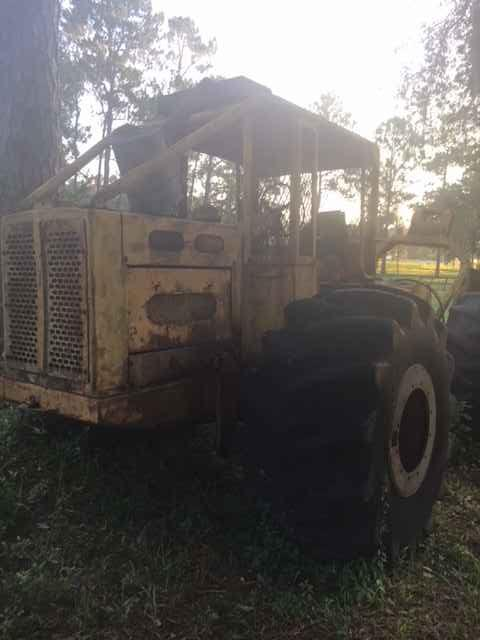 Franklin 132 Skidder