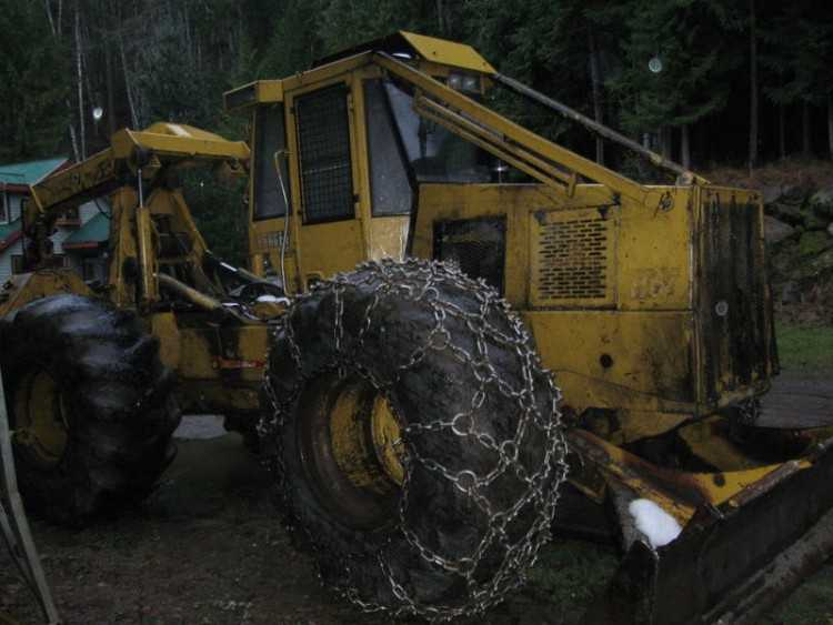 Clark Ranger H67 D/A Grapple Skidder ***SOLD***