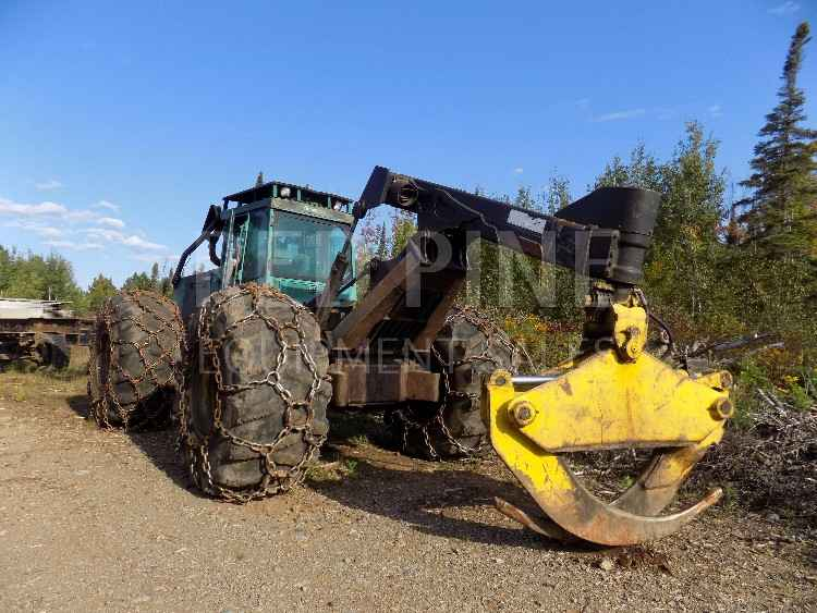 Timberjack 660C Skidder  ***SOLD***