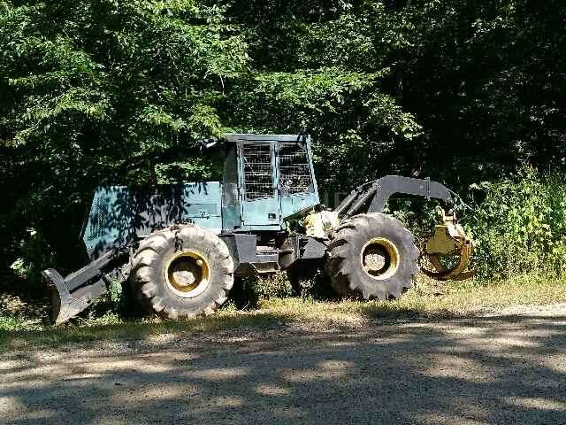 Timberjack 360 Grapple Skidder ***SOLD*** | Minnesota | Forestry
