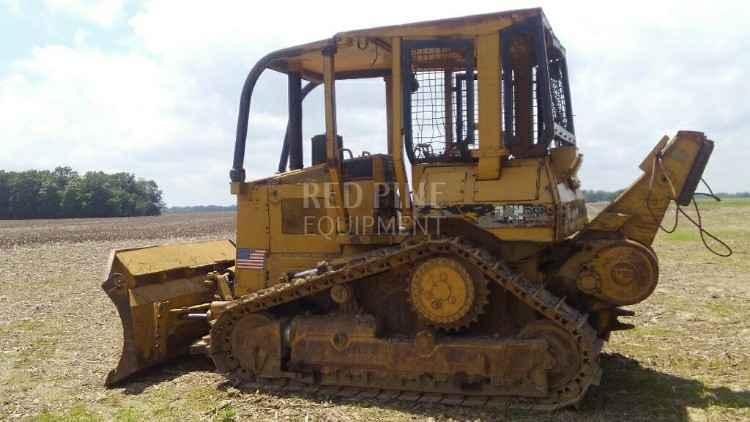 CAT D4H TSK Tracked Skidder   Minnesota   Forestry Equipment