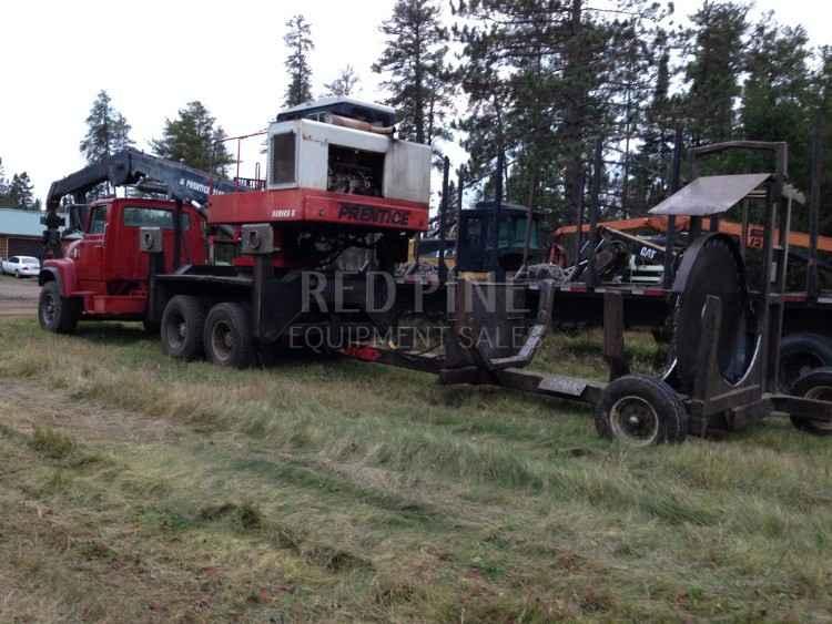 Prentice 210E Loader ***SOLD*** | Minnesota | Forestry