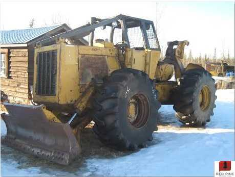 CAT 518 94U Cable Skidder ***SOLD***