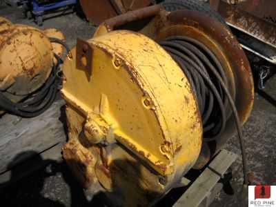 John Deere 4000 Winch Minnesota Forestry Equipment Sales