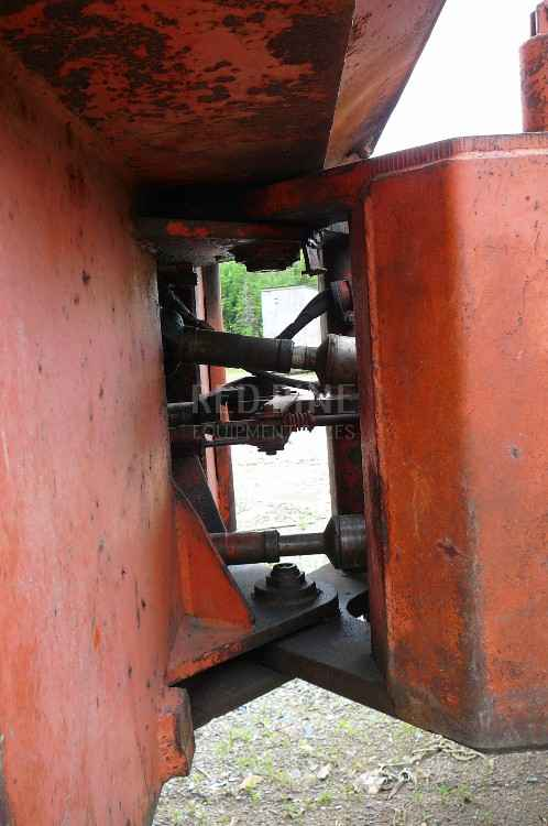 Timberjack 225d Cable Skidder Minnesota Forestry