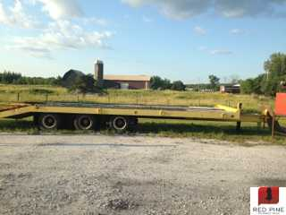 Tow Master 25 Ton Lowboy Trailer ***SOLD***
