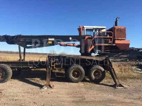 Hood 24000 Self Propelled Loader ***SOLD***