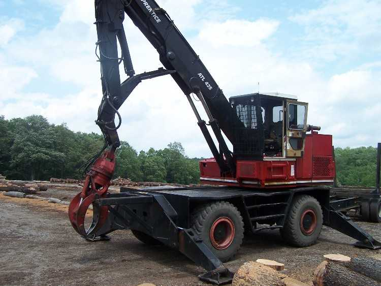 Prentice Atl 425 Self Propelled Knuckleboom Loader