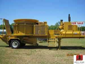 Fuel Harvester P10 300 Tub Grinder