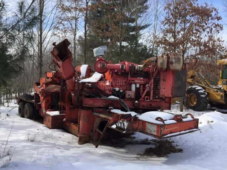 Morbark 22RXL Whole Tree Chipper