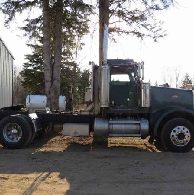 Peterbilt 378 Log Truck ***SOLD*** | Minnesota | Forestry ...