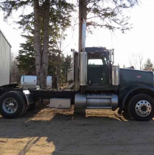 Peterbilt 378 Log Truck ***SOLD*** | Minnesota | Forestry ...