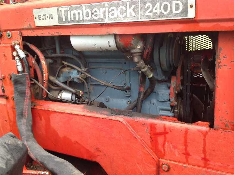 Timberjack 240d Manual