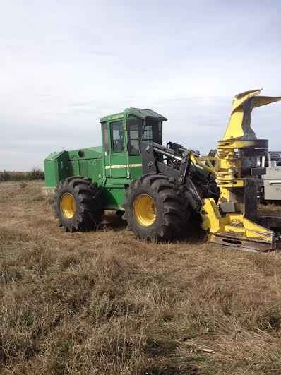 John Deere 643J Feller Buncher ***SOLD***