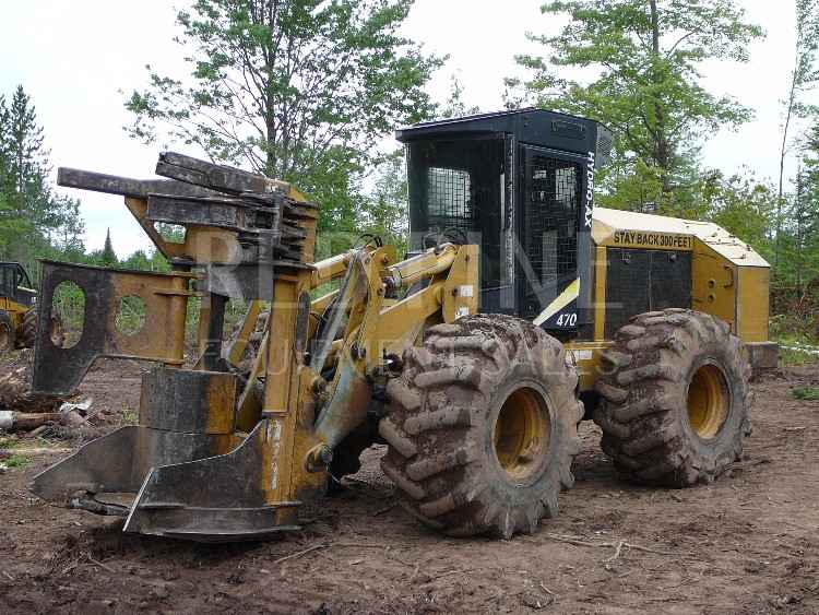 Hydro-Ax 470 Feller Buncher ***SOLD***