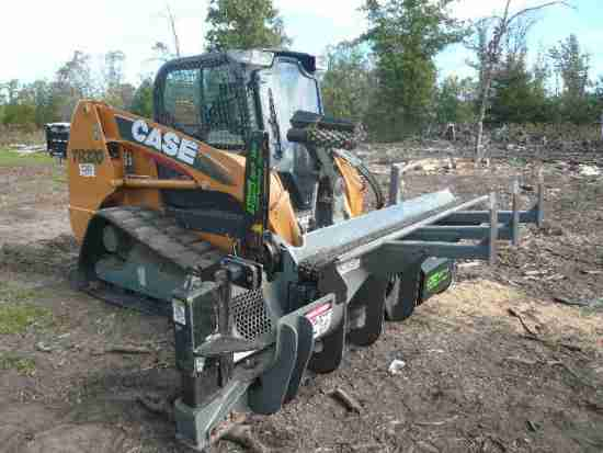 Bobcat Machine Price Used Bobcat 721 Skid Steer Loaders