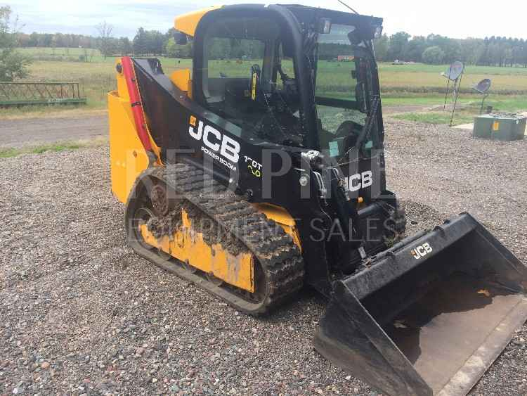 JCB 150T Power Boom Skid Steer