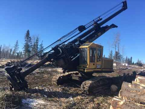 Timberking 923 with a 2000B Limmit Delimber | Minnesota