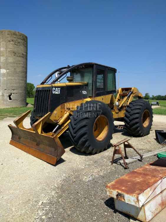 CAT 525 Grapple Skidder with Winch ***SOLD*** | Minnesota