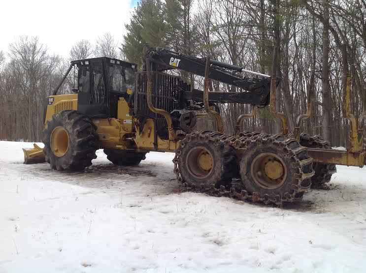 CAT 564 6 Wheeled Forwarder***SOLD***