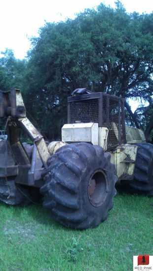 Franklin 170 Cable Skidder