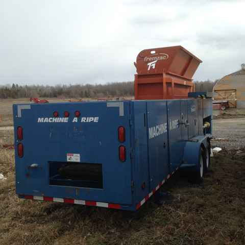 Tremzac Shavings Mill ***SOLD***