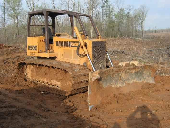 Case 1150e Dozer Sold Minnesota Forestry