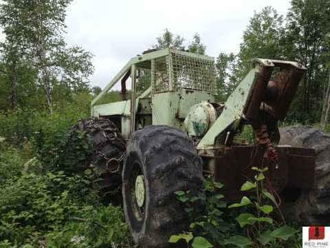 Tree Farmer C6D Cable Skidder ***ON HOLD***