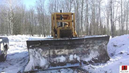 Dresser TD 15C Dozer with Carco Winch