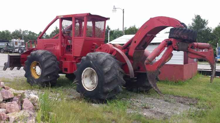 CAT 518 95U SN Skidder ***SOLD***