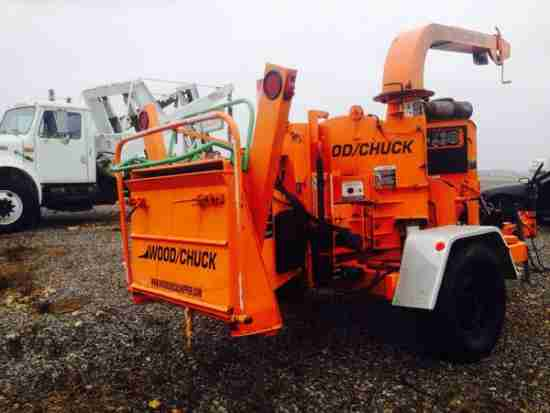 Woodchuck Hyroller 1200 Chipper