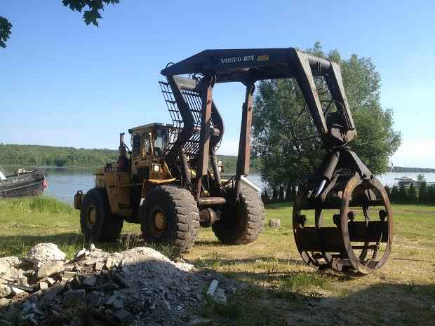 Volvo L160 High Lift Loader ***SOLD*** | Minnesota | Forestry Equipment Sales