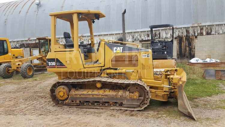 CAT D3 XL Dozer