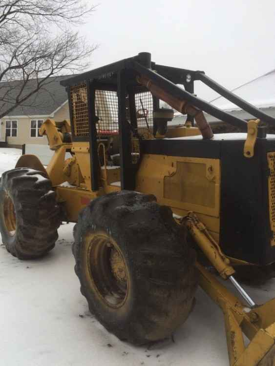 CAT 518 Cable Skidder **SOLD***