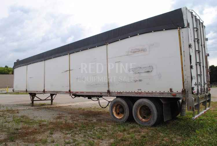 "Wilkens 53'x102"" Walking Floor Chip Trailer ***SOLD***"