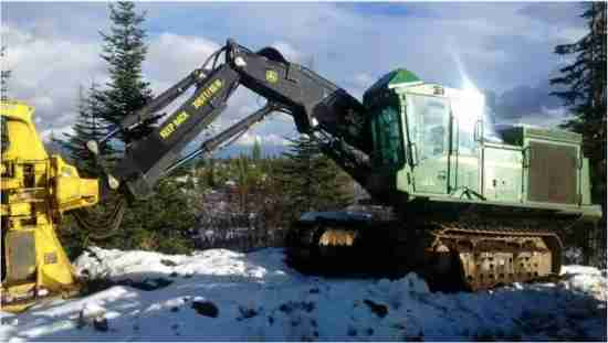 John Deere 953K Feller Buncher ***SOLD***