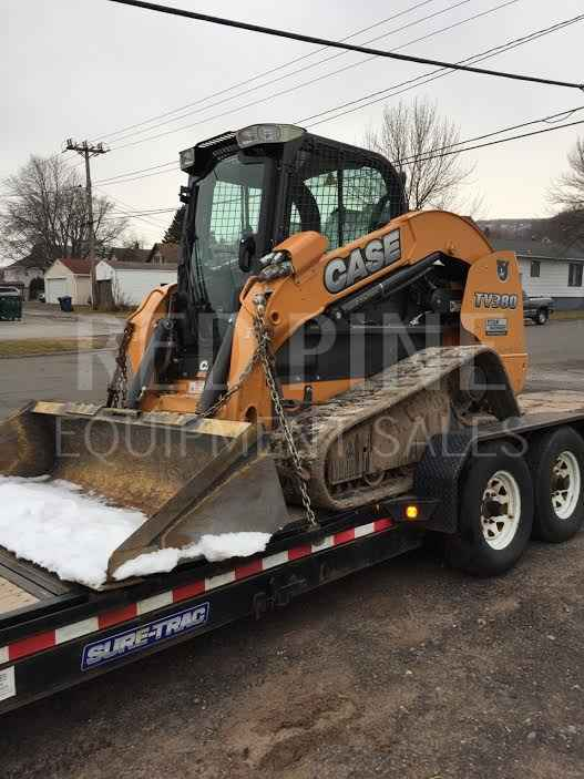 CASE TV 380 Skidsteer ***SOLD***