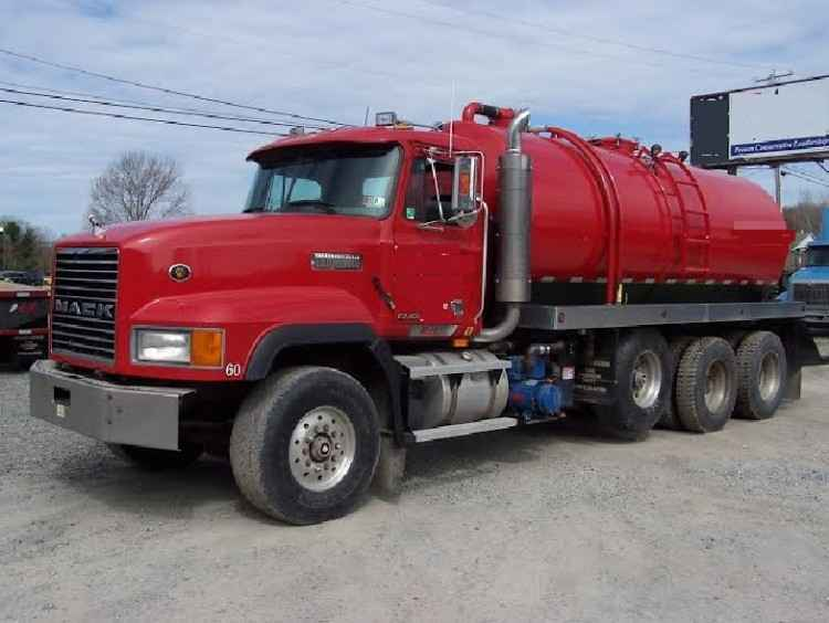 Mack CH713 Water Truck ***SOLD***