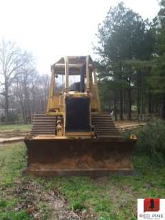 CAT D4-SK Dozer with Grapple and Winch | Minnesota | Forestry