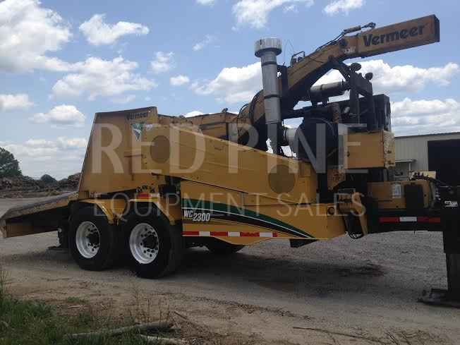 Vermeer WC2300 Chipper