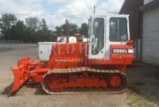 Daewoo DD80L Dozer | Minnesota | Forestry Equipt Sales