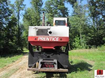 Prentice 384 Loader w/ Buck Saw
