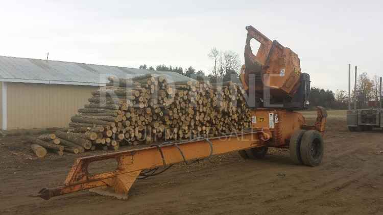 CTR 550 Pull Through Delimber with Buck Saw ***SOLD***