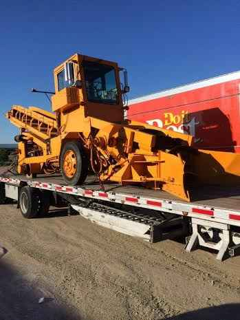 Athey Force Feed Loader **SOLD**