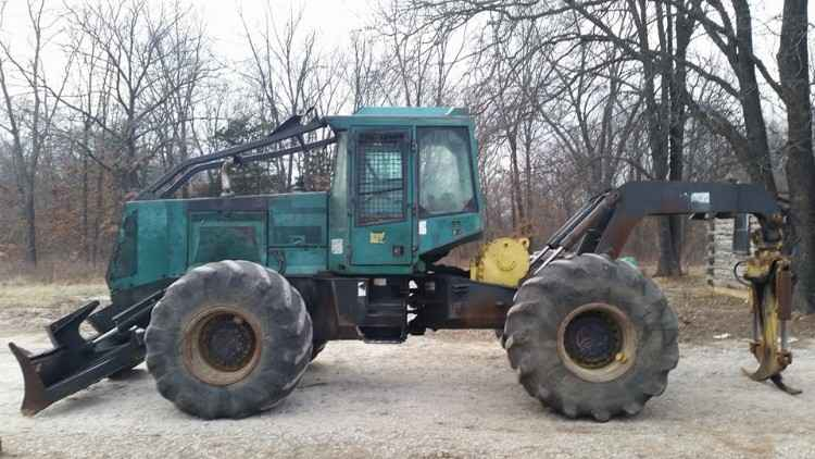 Timberjack 360 Cable Skidder ***SOLD*** | Minnesota | Forestry