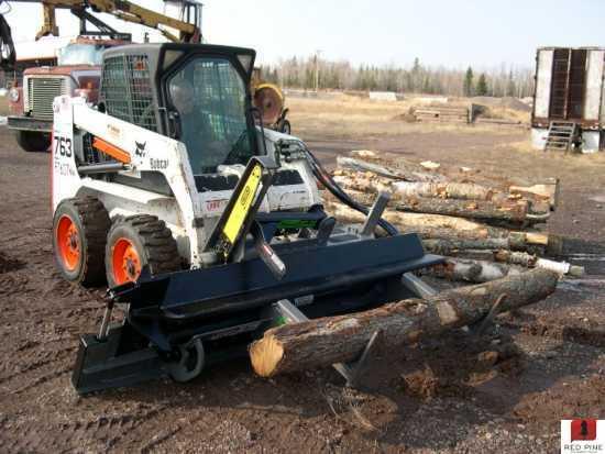 Red Pine Equipment Hammerhead Ssp150 Firewood Processor